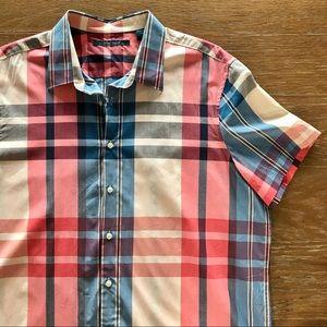 Perry Ellis men's short sleeve shirt